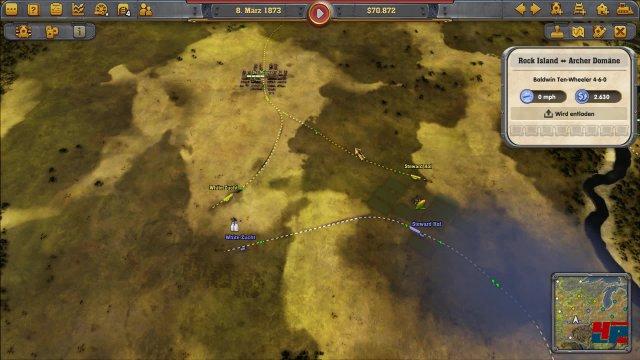 Screenshot - Railway Empire (PC) 92559375