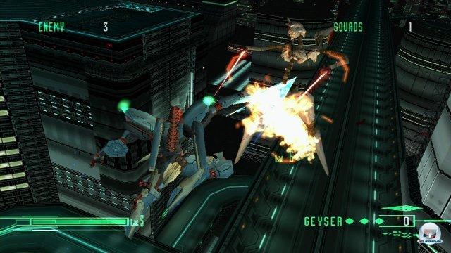 Screenshot - Zone of the Enders: HD Collection (PlayStation3) 2375132