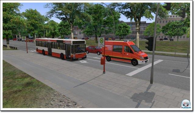 Screenshot - OMSI Hamburg -Tag & Nacht (PC) 92465015