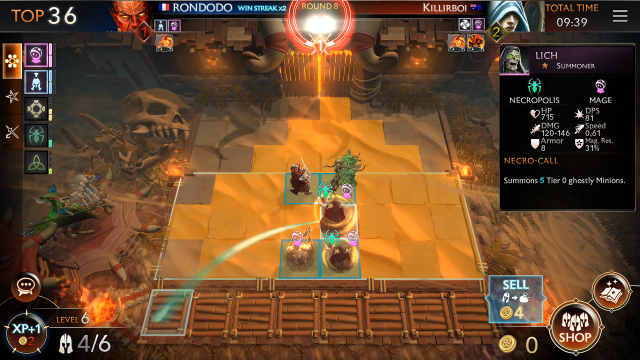 Screenshot - Might & Magic: Chess Royale (Android) 92605323