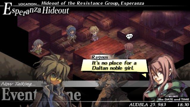 Screenshot - Gungnir (PSP)