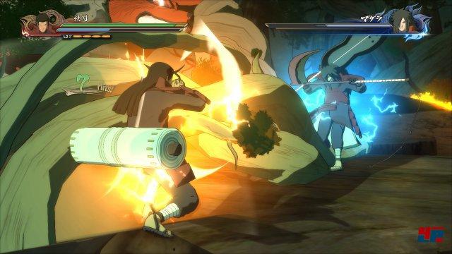 CyberConnect 2 inszeniert einen Anime zum Mitspielen.