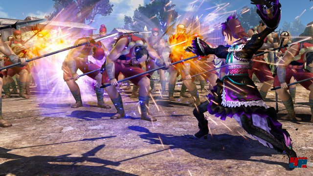 Screenshot - Samurai Warriors 4-2 (PC) 92513200