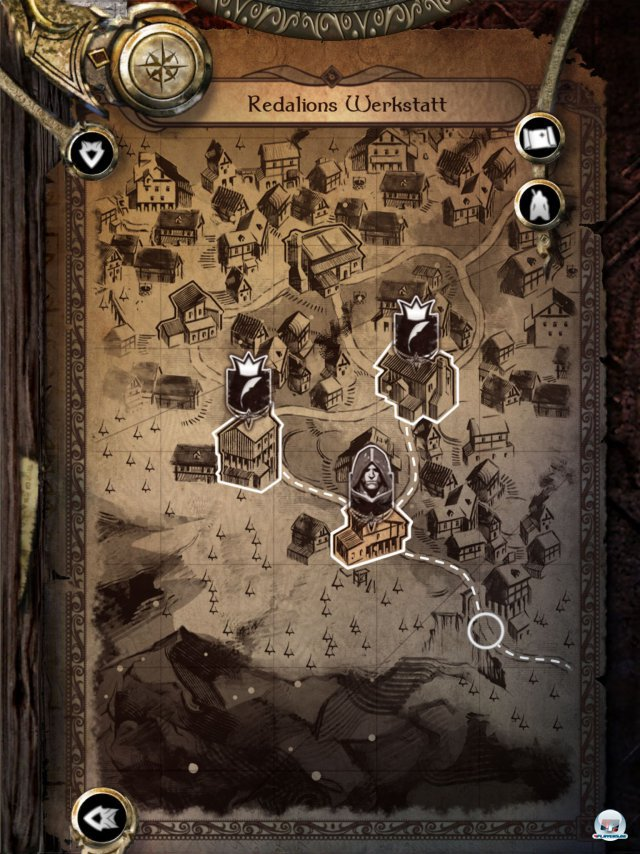 Screenshot - Lone Wolf (iPad)