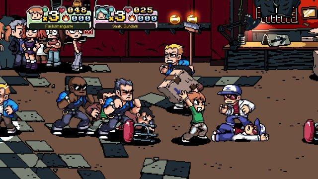 Screenshot - Scott Pilgrim vs. the World: Das Spiel (PS4) 92632630