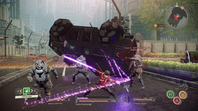 Screenshot - Scarlet Nexus (PlayStation5) 92645767