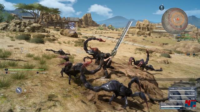 Screenshot - Final Fantasy 15 (PS4) 92531188