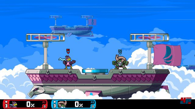 Screenshot - Rivals of Aether (PC)