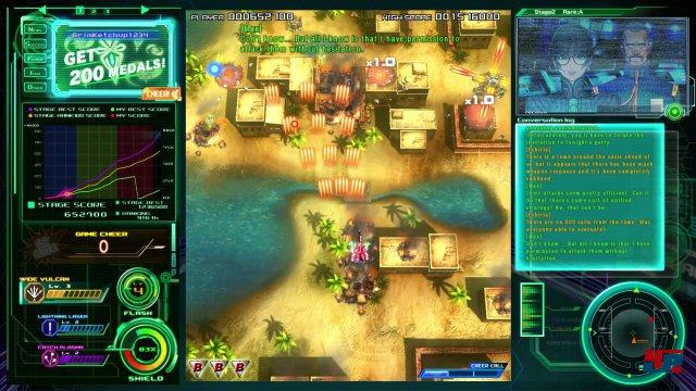 Screenshot - Raiden 5 (XboxOne) 92526003