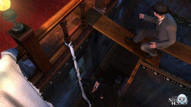 Screenshot - Das Testament des Sherlock Holmes (PC) 2371872