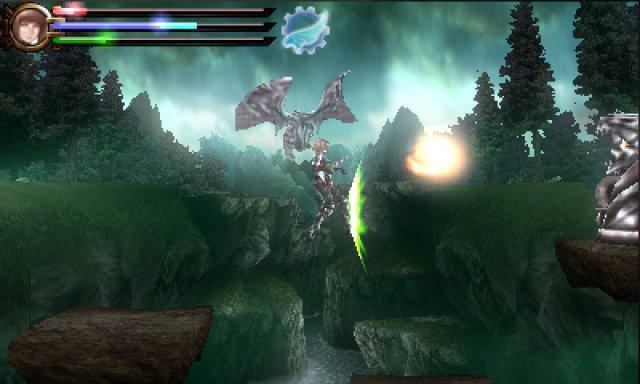 Screenshot - AeternoBlade (3DS) 92478526