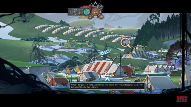 Screenshot - The Banner Saga 2 (PC) 92524970