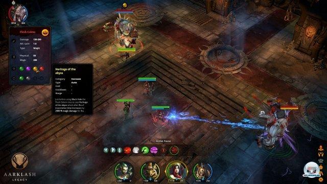 Screenshot - Aarklash: Legacy (PC) 92464039