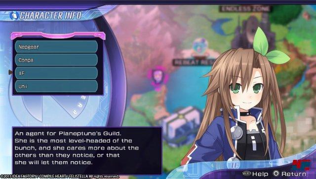 Screenshot - Hyperdimension Neptunia Re;Birth 2: Sisters Generation (PC) 92504793
