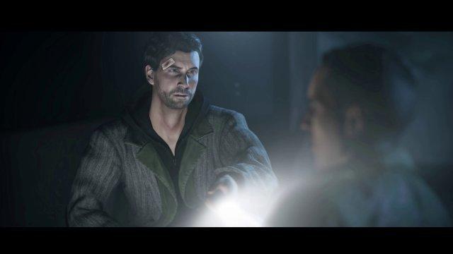Das neue Charakter-Modell von Alan macht nicht in jeder Szene eine gute Figur.