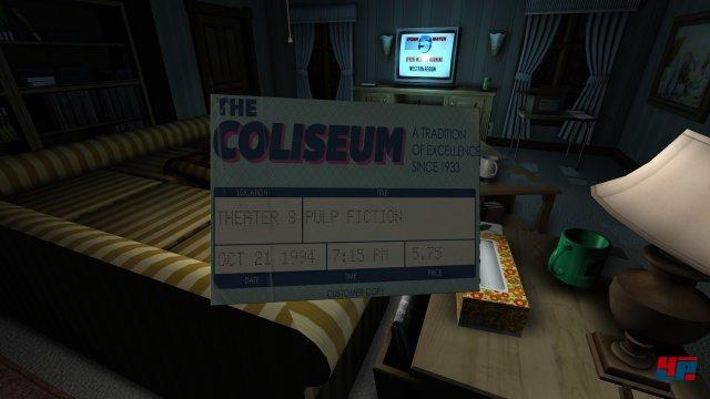 Screenshot - Gone Home (PlayStation4) 92520228