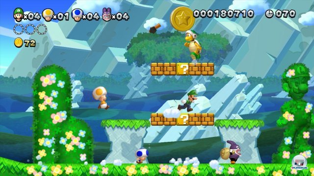 Screenshot - New Super Luigi U (Wii_U)