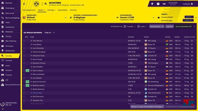 Screenshot - Football Manager 2019 (PC) 92577137