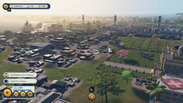 Screenshot - Tropico 6 (Switch)