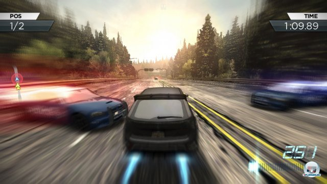 Screenshot - Need for Speed: Most Wanted (iPhone) 92418222