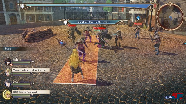 Screenshot - Valkyria Revolution (PS4) 92548621