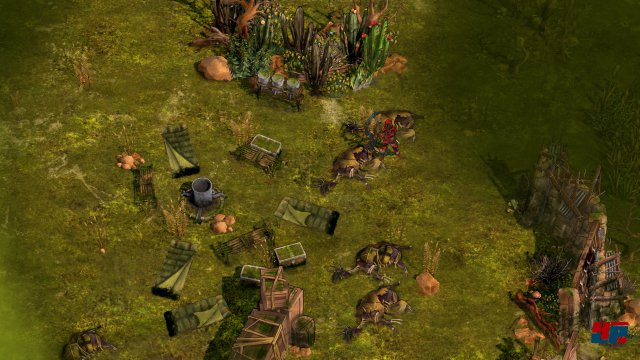 Screenshot - The Exiled (Linux) 92538820