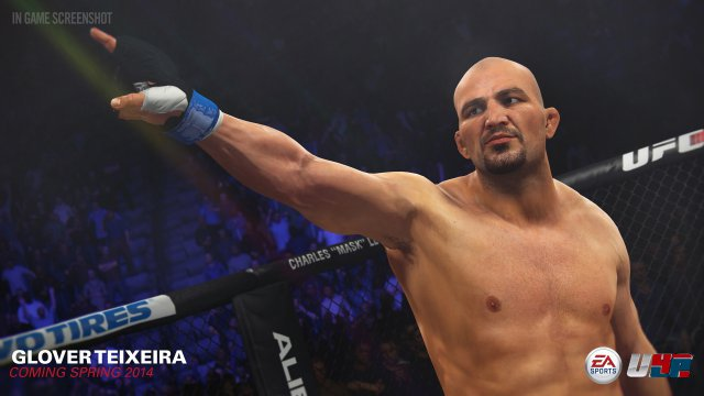 Screenshot - EA Sports UFC (PlayStation4) 92482803