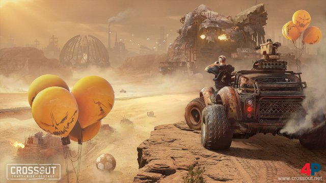 Screenshot - Crossout (PC) 92590728