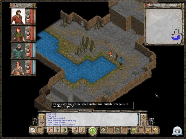 Screenshot - Avernum: Escape from the Pit (PC) 2242323
