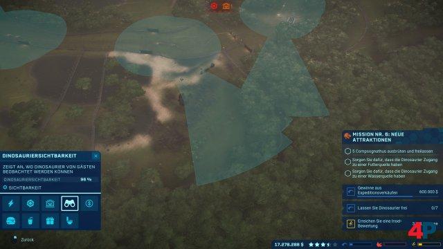 Screenshot - Jurassic World Evolution: Return to Jurassic Park (PC) 92603288