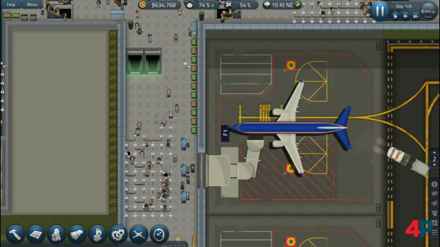 Screenshot - SimAirport (PC)