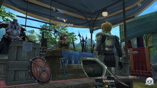 Screenshot - White Knight Chronicles II (PlayStation3) 2226898