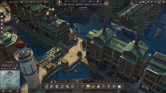 Screenshot - Anno 1800: Speicherstadt (PC) 92635655