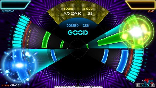 Screenshot - SUPERBEAT XONiC (PS_Vita) 92509913
