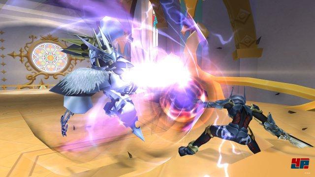 Screenshot - Kingdom Hearts HD 2.5 ReMIX (PlayStation3) 92491460