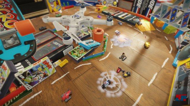 Screenshot - Micro Machines World Series (PC) 92548829