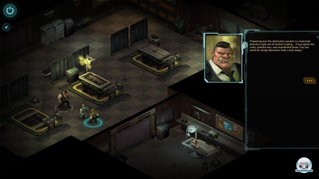 Screenshot - Shadowrun Returns (PC) 92465700
