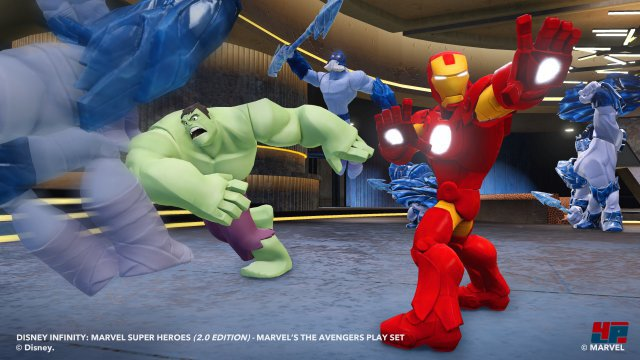 Screenshot - Disney Infinity 2.0: Marvel Super Heroes (PC)