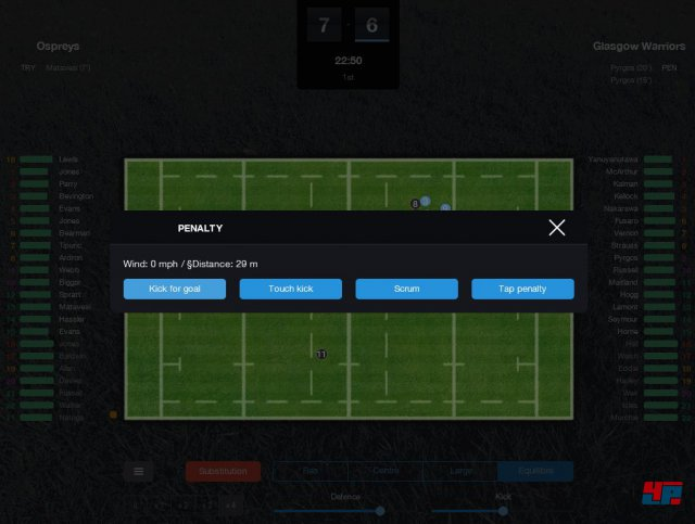 Screenshot - Pro Rugby Manager 2015 (iPad) 92486527
