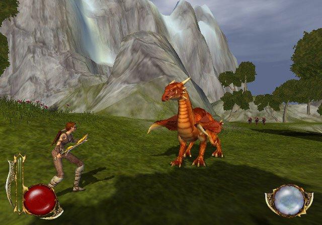 Screenshot - Drakan - Order of the Flame (PC) 92505447