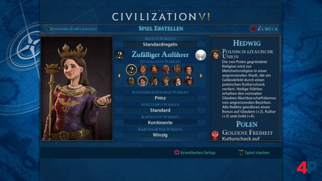 Screenshot - Civilization 6 (PS4) 92600724