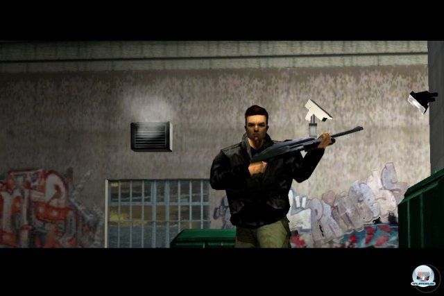 Screenshot - Grand Theft Auto III (iPhone) 2299297