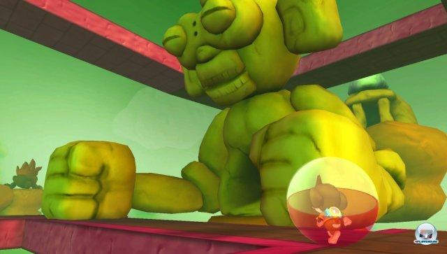 Screenshot - Super Monkey Ball: Banana Splitz (PS_Vita)