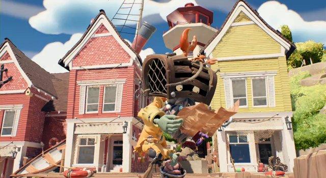 Screenshot - Plants vs. Zombies: Battle for Neighborville (Switch) 92634785