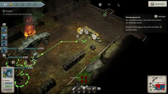 Screenshot - Achtung! Cthulhu Tactics (Switch) 92581531
