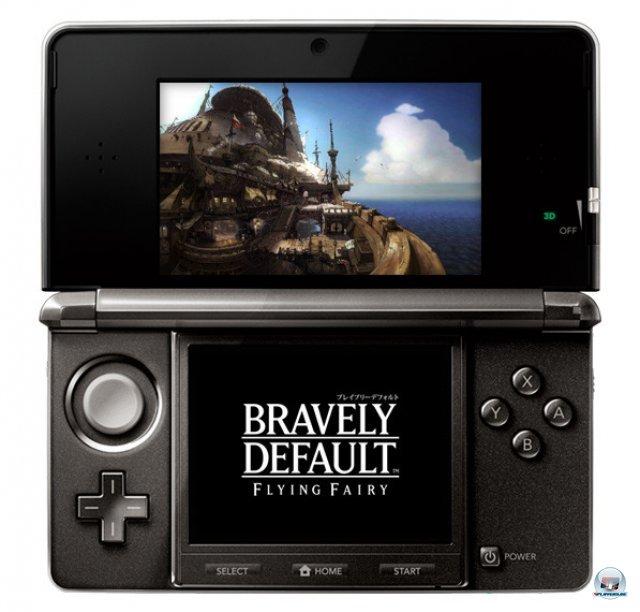 Screenshot - Bravely Default: Flying Fairy (3DS) 2266887