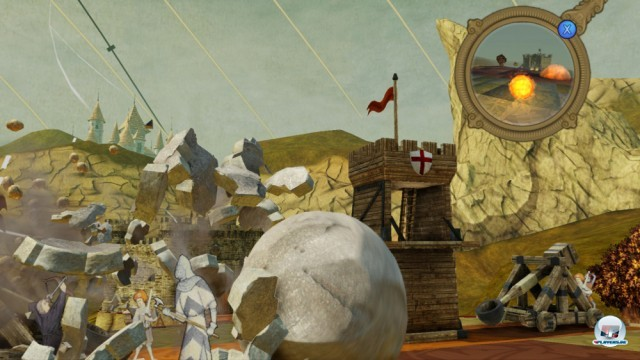 Screenshot - Rock of Ages (PC)