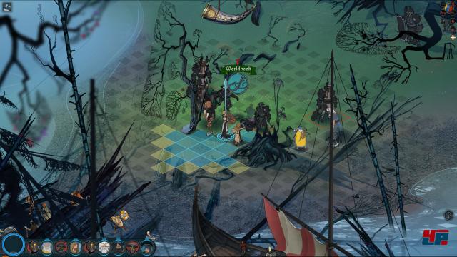 Screenshot - The Banner Saga 2 (Mac) 92528681