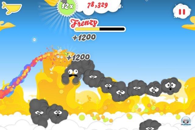 Screenshot - Whale Trail (iPhone) 2309227