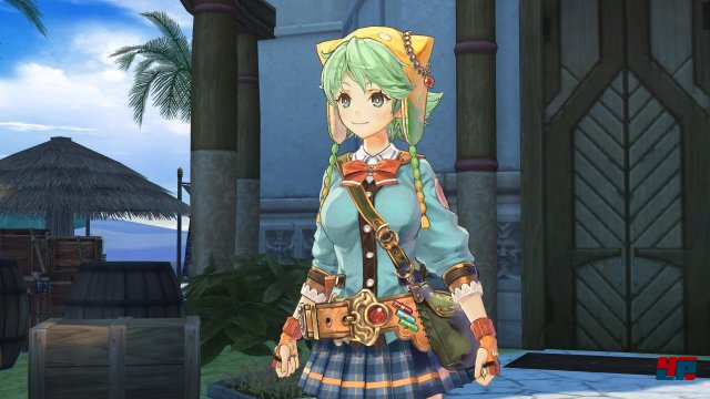 Screenshot - Atelier Shallie: Alchemists of the Dusk Sea (PlayStation3)